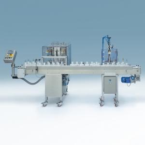 Ligne automatique pour le dosage et le vissage produits FC19